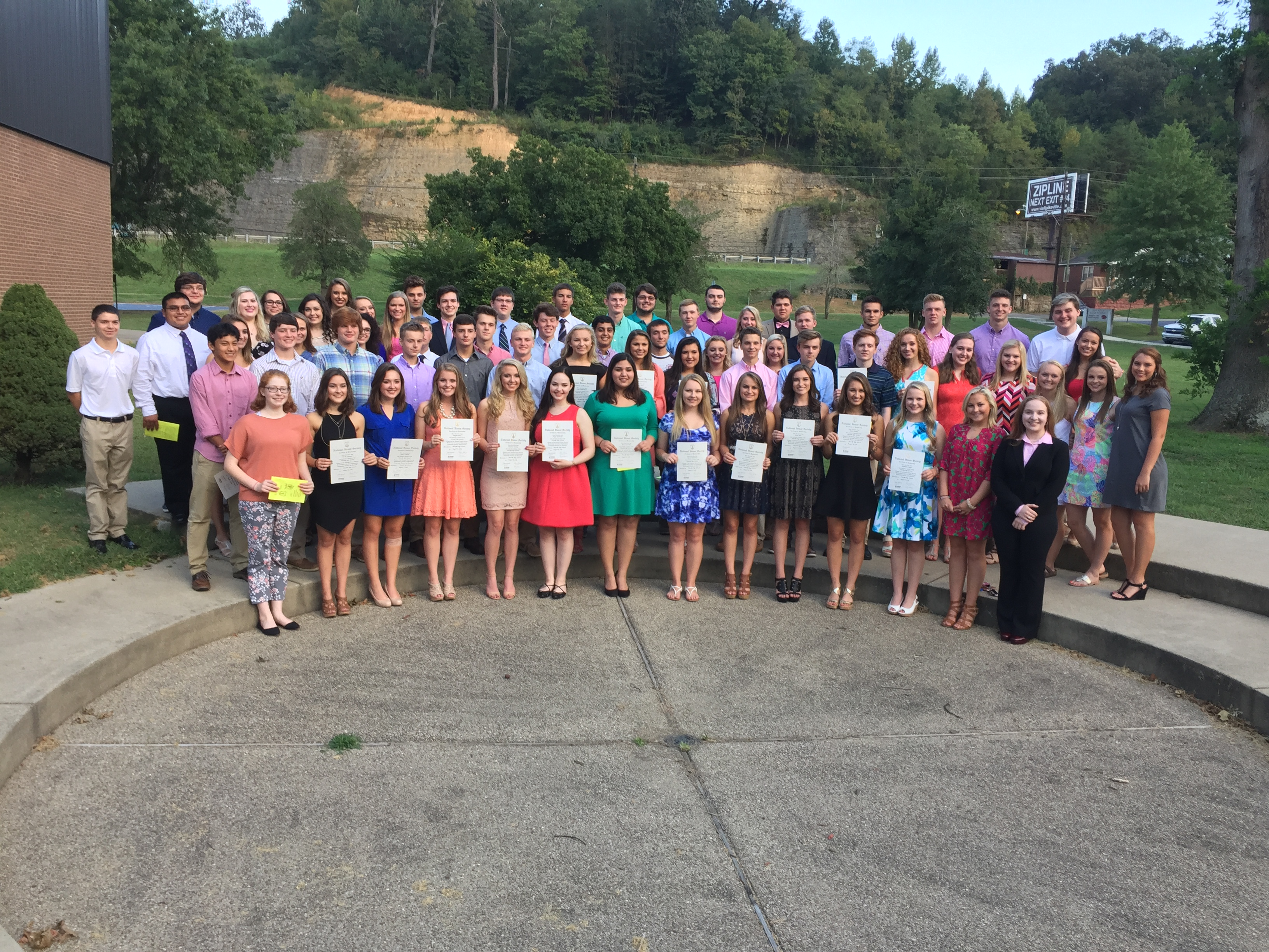 PHS National Honor Society