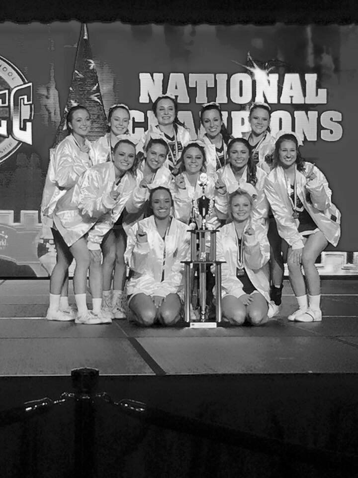 PHS 2016 National Cheerleading Champions